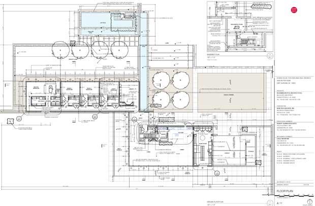 Floor Plan Bd Map
